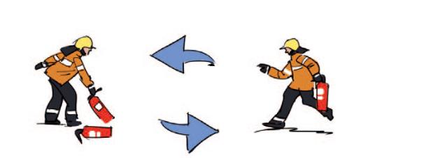 Utilisation d 39 un extincteur service du feu de marly - Comment couper de la mousse proprement ...